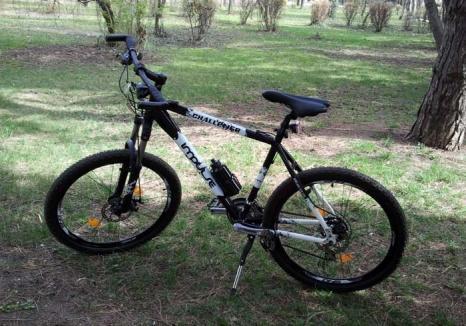 Păgubaş de două ori: Un orădean a fost nevoit să-şi răscumpere de la amanet bicicleta furată