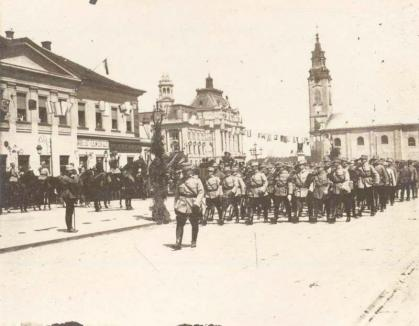 Primăvara întregirii: BIHOREANUL descrie ce s-a întâmplat, de fapt, pe 20 aprilie 1919 la Oradea