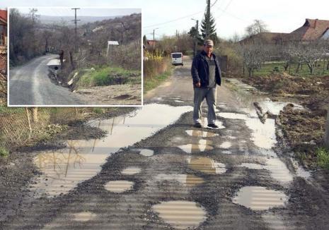 Orădean versus Oradea: Un locuitor de pe Dealul Viilor a dat în judecată Primăria, pentru a o obliga să-i modernizeze strada!
