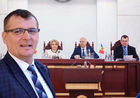 Moldovean de Oradea: Stabilit de zece ani în Republica Moldova, Dan Nuţiu a înfiinţat o asociaţie a investitorilor români