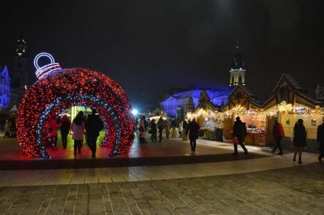 Oradea ieri, Oradea azi: Cum se sărbătorea Crăciunul în orașul de pe Criș