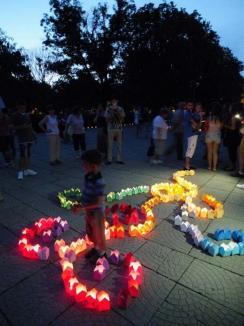 Festivalul Luminii, pentru orădeni