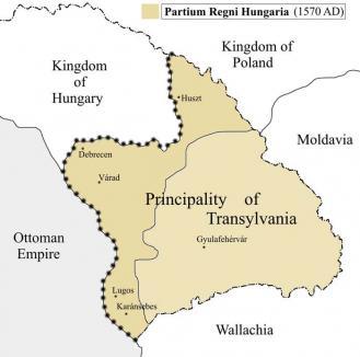 Oradea ieri, Oradea azi: Regiunea Partium