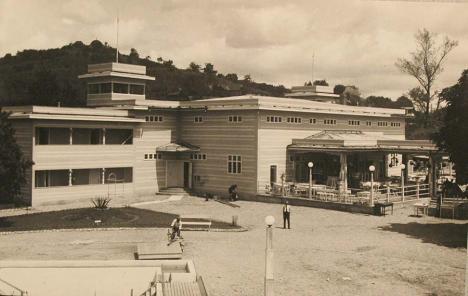 Oradea ieri, Oradea azi: Povestea Ştrandului Municipal, azi aquapark