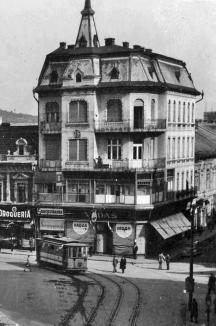 Oradea ieri, Oradea azi: Casa Kolozsváry, o bijuterie a orașului