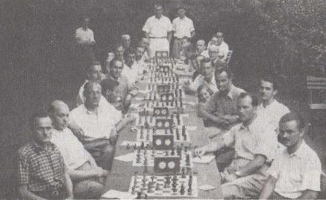 Oradea ieri, Oradea azi: O scurtă istorie a șahului local, din perioada interbelică până azi