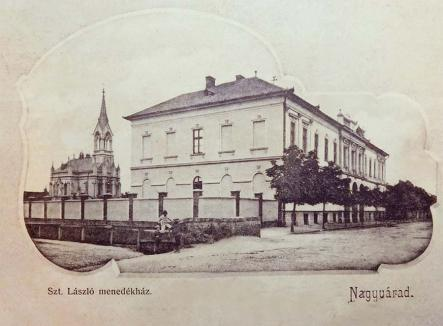 Oradea ieri, Oradea azi: O clădire care a stat 120 de ani doar în folosul copiilor