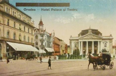 Oradea ieri, Oradea azi: Plimbarea cu birja era o aventură, în perioada interbelică