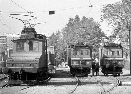 Oradea ieri, Oradea azi: Locomotiva timpului