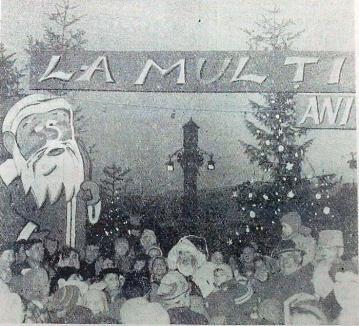 Oradea ieri, Oradea azi: Sărbătorile iernii