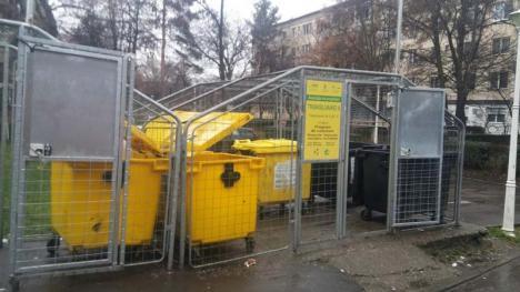 Țarcuri vandalizate, în Oradea