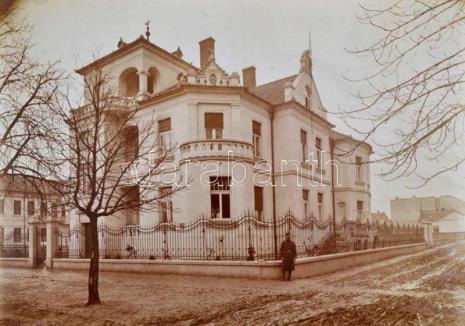Oradea ieri, Oradea azi: Cum a apărut cochetul cartier de vile din zona Armatei Române