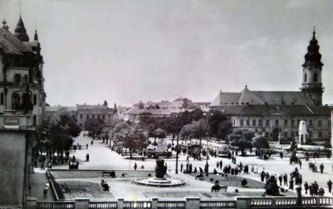Oradea ieri, Oradea azi: Aruncarea gunoaielor pe străzi, interzisă încă din perioada interbelică
