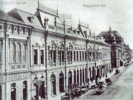 Oradea ieri, Oradea azi: Povestea magazinului Oţelul
