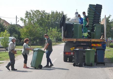 Tu decizi cât plăteşti: RER Vest revoluţionează colectarea deşeurilor din Oradea şi comunele din jur. Vezi ce urmează!