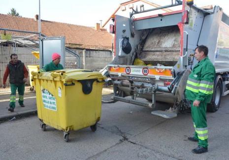 Colectaţi şi reciclaţi! RER Vest a suplimentat numărul utilajelor care adună deşeurile reciclabile