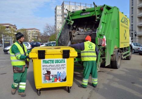 Reciclarea, obicei sănătos! RER Ecologic Service îi îndeamnă pe orădeni să respecte regulile colectării selective a deşeurilor