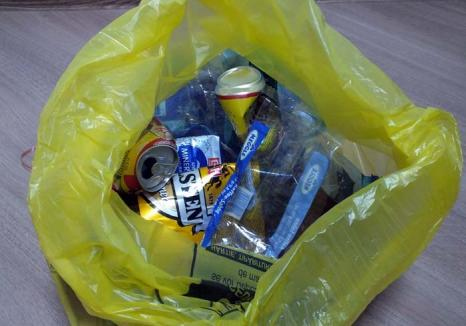 Lecţia de reciclare: RER Ecologic Service îi îndeamnă pe orădeni să colecteze selectiv deşeurile
