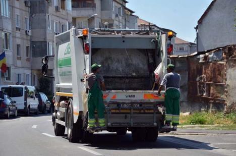 Deşeuri sub lupă: Monitorizarea containerelor orădenilor arată că doar 12% din ei colectează selectiv deşeurile