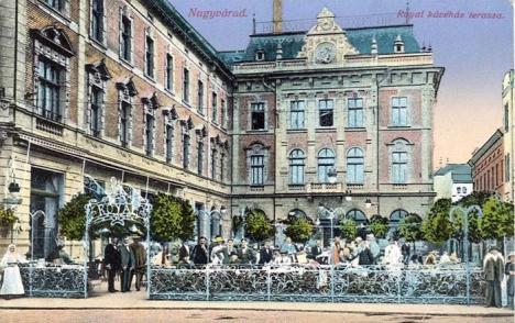 Oradea ieri, Oradea azi: Primul 'SPA' din oraş a fost la 'Butoiul de aur'