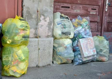 Reciclăm împreună! RER Vest îi îndeamnă pe orădeni să colecteze selectiv deşeurile din plastic