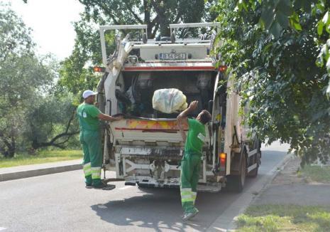 Cine ne duce gunoiul? S-au lansat licitații de 700 milioane lei pentru stabilirea viitorilor operatori de salubritate din Bihor