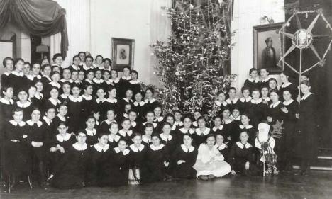 Oradea ieri, Oradea azi: Cum erau serbările de Crăciun pe vremuri