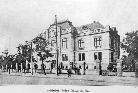 Oradea ieri, Oradea azi: Știați că Spitalul CFR a fost, pe vremuri, școală franceză?