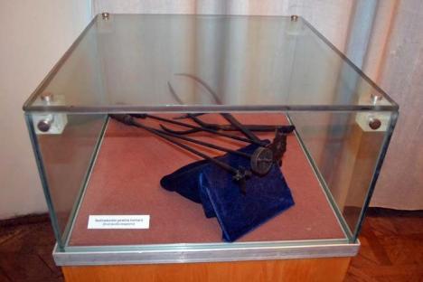 Oradea ieri, Oradea azi: În Evul Mediu, judecata se făcea prin tortură