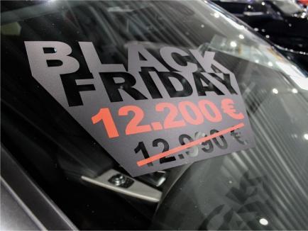 Ofertele Premium Used Cars pentru Black Friday: 23-30 Noiembrie! Stoc. Comandă. Garanţie. Finanţare pe loc (FOTO)