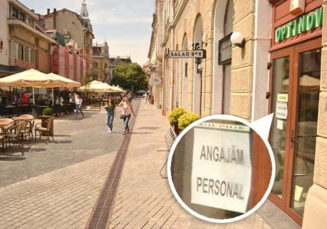 Revolta târgoveţilor: Comercianţii de pe Corso, nemulţumiţi că Primăria Oradea le-a pus orar prelungit