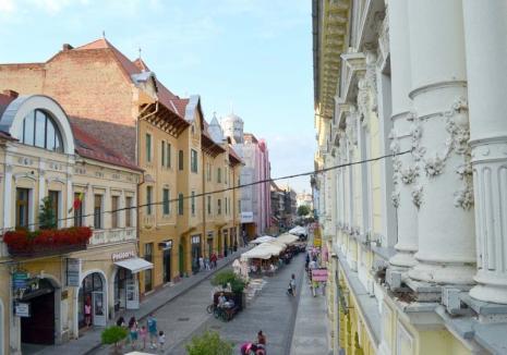 Hai cu înălţarea! Primarul Ilie Bolojan insistă pentru supraînălţarea clădirilor mici din centru