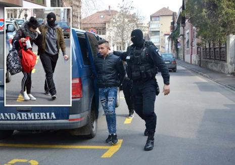 Reţeaua lui Mendi: Jandarmul de la Palatul de Justiţie care coordona o reţea de droguri a recunoscut parţial învinuirile