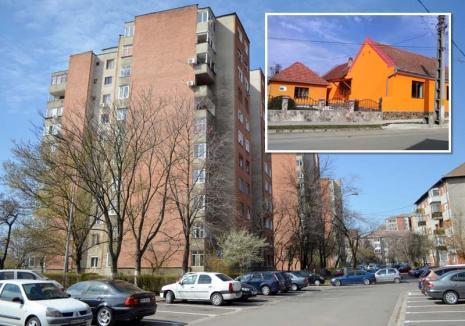 Moştenitor: Primăria! Cum a ajuns municipalitatea orădeană să vâneze apartamentele şi bunurile localnicilor fără rude
