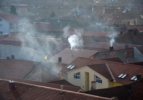 La mai mare! De anul viitor, Primăria Oradea vrea să supraimpoziteze locuinţele încălzite pe lemne. Vezi toate majorările propuse