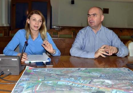 Abuz în funcţie! Directoarea parcurilor industriale, Delia Ungur, contestă concursurile cu dedicaţie ale Primăriei