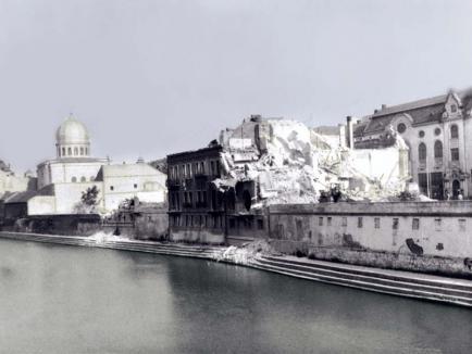 Oraşul nenăscut: Cum ar fi arătat Oradea dacă regimul comunist ar fi căzut câţiva ani mai târziu (FOTO)