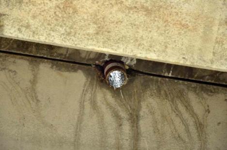 Proiecte cu defecte: Închise în grabă, proiectele Primăriei orădene ascund multe neajunsuri (FOTO)