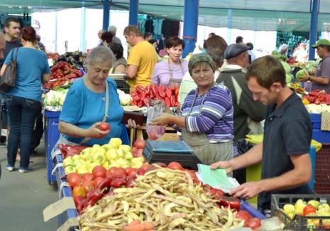 Grădina de... import: Mai bine de jumătate din 'producătorii' agricoli din Bihor sunt, de fapt, bişniţari de marfă cumpărată en-gros