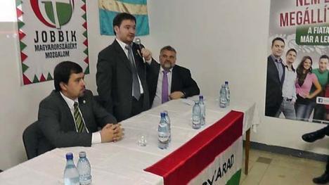 Musafiri periculoşi: Cum îşi face partidul extremist maghiar Jobbik campanie în Oradea