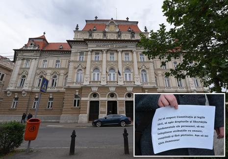 Procesomani... pentru bani: Pe lângă salariile generoase, magistraţii din Bihor încasează venituri năucitoare
