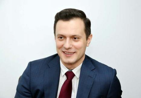Promotor de solidaritate: Preşedintele Fundaţiei Comunitare Oradea, Sorin Constantin, vrea să-şi convingă concitadinii să fie uniţi