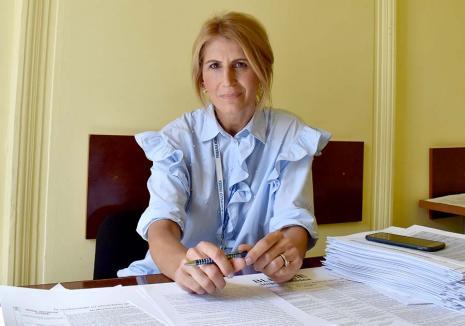 Adina Popa, unul dintre specialiştii care pregătesc 'înverzirea' Oradiei: 'Avem sarcina de a oferi spaţii publice de calitate'