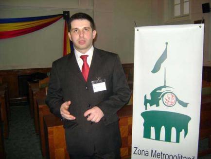 Directorul Zonei Metropolitane speră să atragă 350 milioane de euro