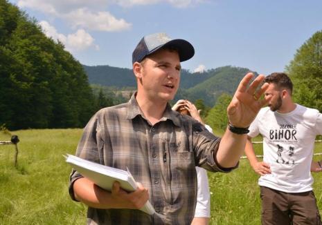 """Interviu cu ecologistul Andrei Togor, liderul Aqua Crisius: """"Avem pescari mai civilizaţi decât în alte zone"""""""