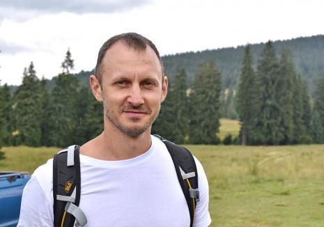 """Bihoreanul Cristian Remus Papp, activist WWF: """"Conservarea mediului nu este un moft"""""""
