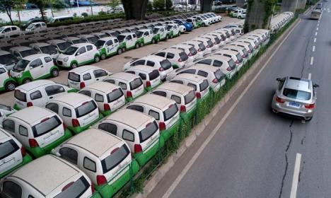 Maşinile electrice produc şi pagube