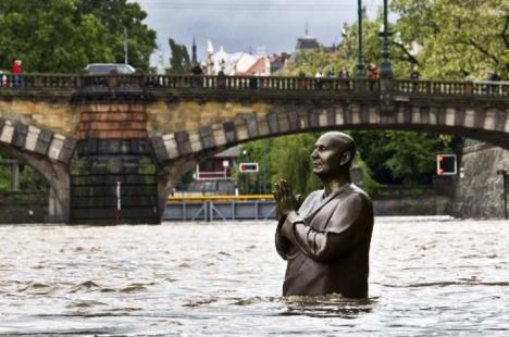 Europenii, îngrijoraţi de schimbările climatice
