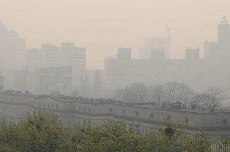 Pericol la Kiev: Capitala Ucrainei a devenit cel mai poluat oraș din lume