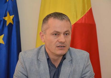 Vicepreşedintele CJ Bihor, Mircea Mălan: 'Curăţenia este bunul tuturor bihorenilor'
